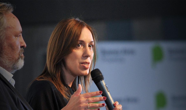 María Eugenia Vidal Fuente: Prensa Gobierno de Buenos Aires.
