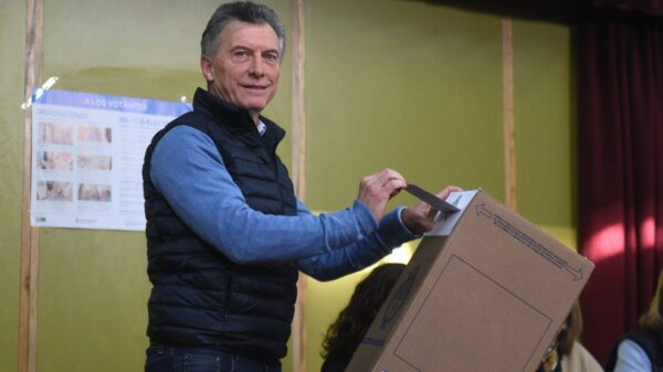Macri Fuente: Prensa Mauricio Macri.