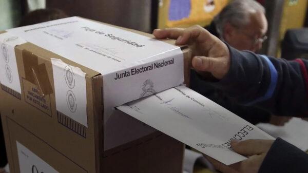 Urnas Fuente: Cámara Nacional Electoral.