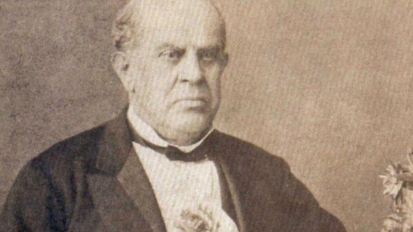 Domingo faustino Sarmiento - Fuente: Wikipedia