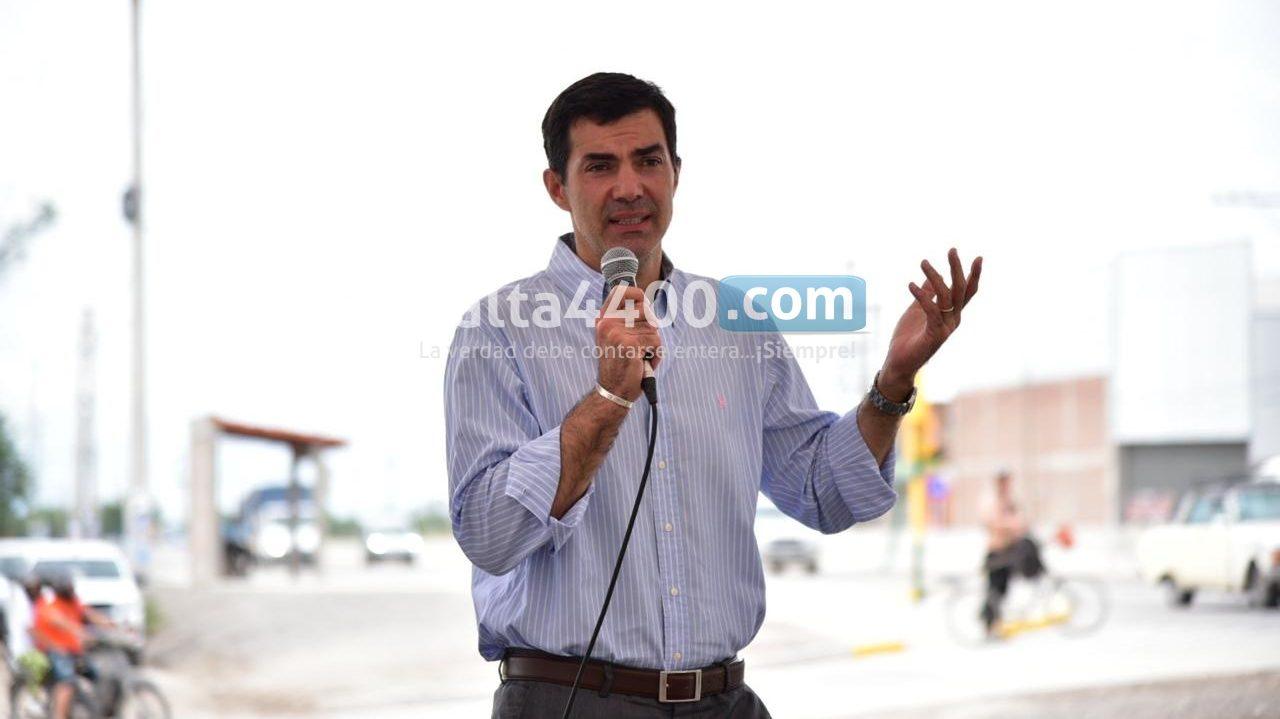 Juan Manuel Urtubey desmintió tener coronavirus