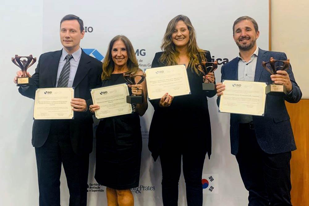 Premios de Gestión par el desarrollo - Fuente: salta.gov.ar