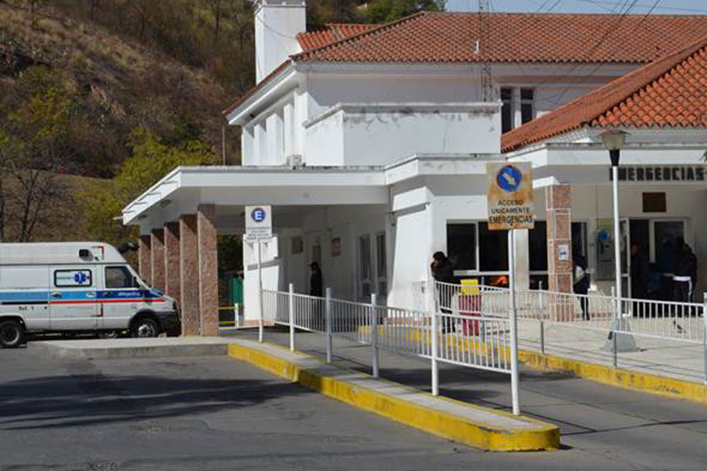 Hospital San Bernardo - Foto: salta.gov.ar