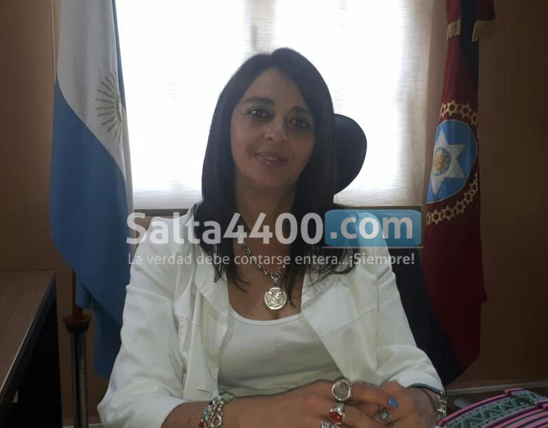 Sara Geréz - Fuente: Salta4400