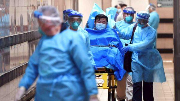 Coronavirus en China.