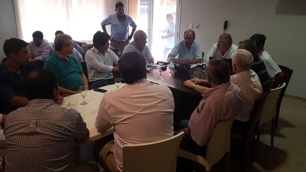 Proyecto de García Salado y Camacho - Fuente: Prensa de Aguas del Norte