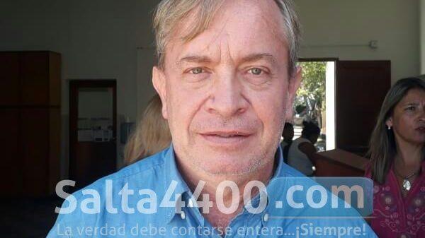 Daniel Moreno - Foto: Salta4400.com -Derechos Reservados-