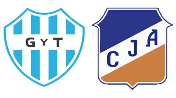 Logo Gimnacia y Tiro - Juventud Antoniana