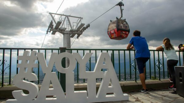 emergencia turística en Salta