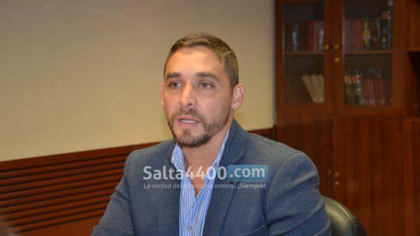 Nicolas Kripper - Foto: Salta4400.com -Derechos Reservados-