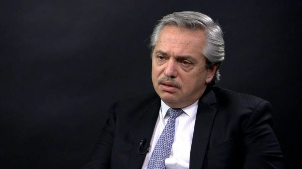 Alberto Fernández advirtió a las personas que violen la cuarentena obligatoria.