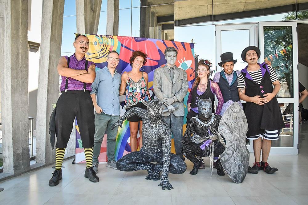 Circo Salta - Foto: Ministerio de Educación, Cultura, Ciencia y Tecnología