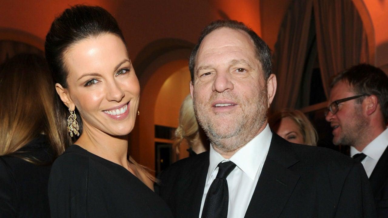 Kate Beckinsale Harvey Weinstein