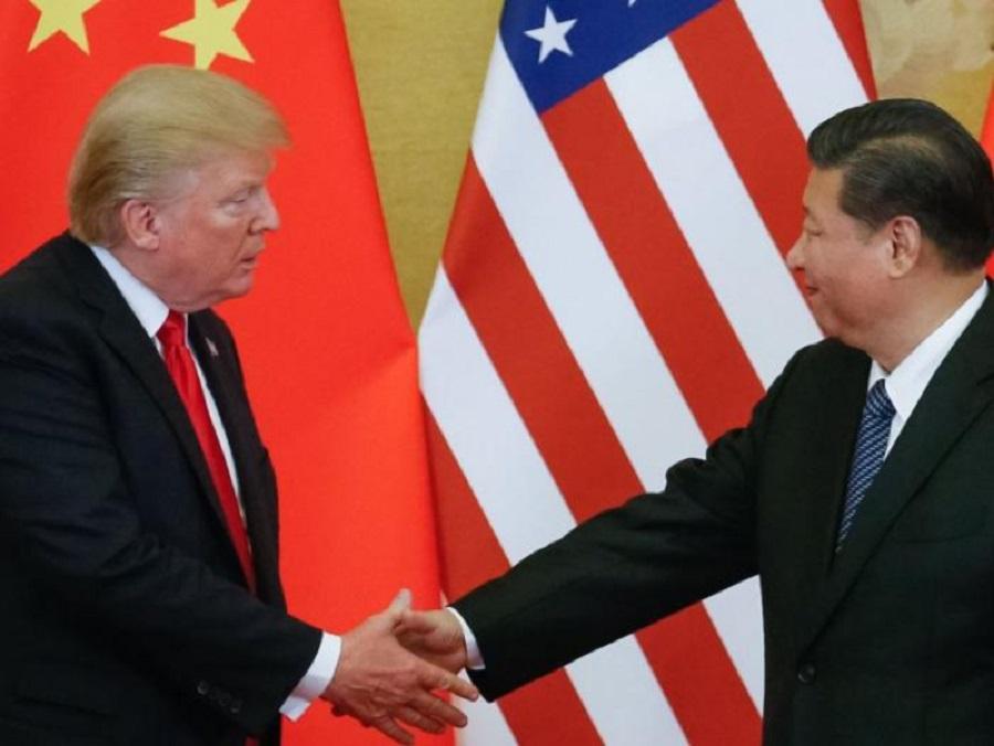 Trump acusó a China por la pandemia de coronavirus.