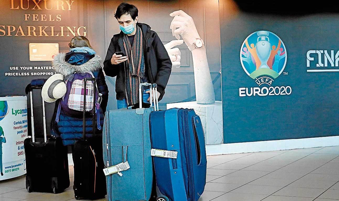 Alerta en Europa porque no se detiene la cantidad de fallecidos por coronavirus.