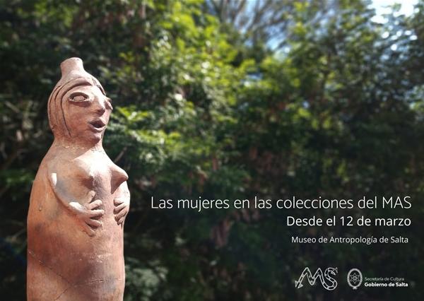 Muestra Mujeres en las colecciones
