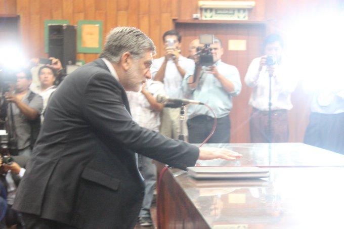 El presidente del Superior Tribunal de Justicia de Jujuy renunció en medio de la polémica.