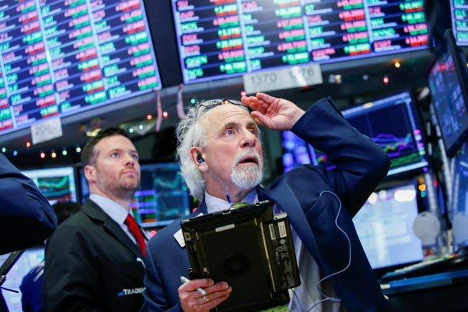 Wall Street vive otra jornada de caos ante la pandemia de coronavirus.