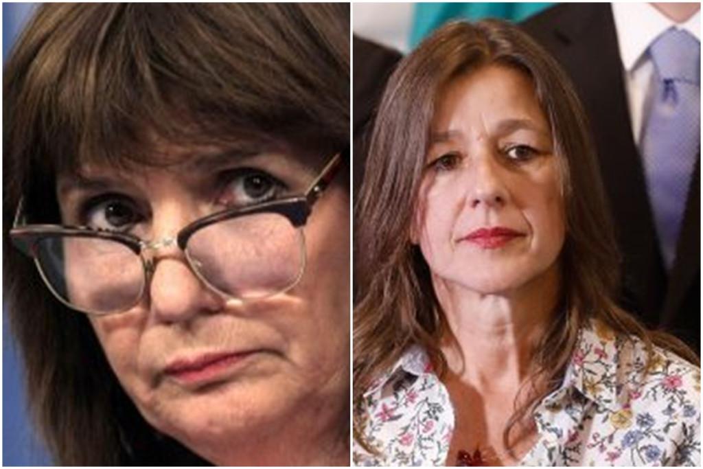 Patricia Bullrich criticó a la ministra Sabina Frederic.