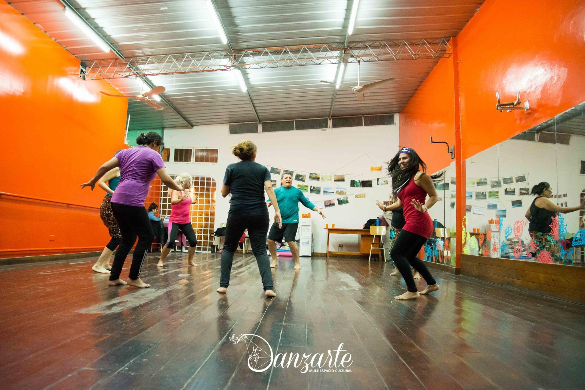 Danzarte - Espacio multicultural