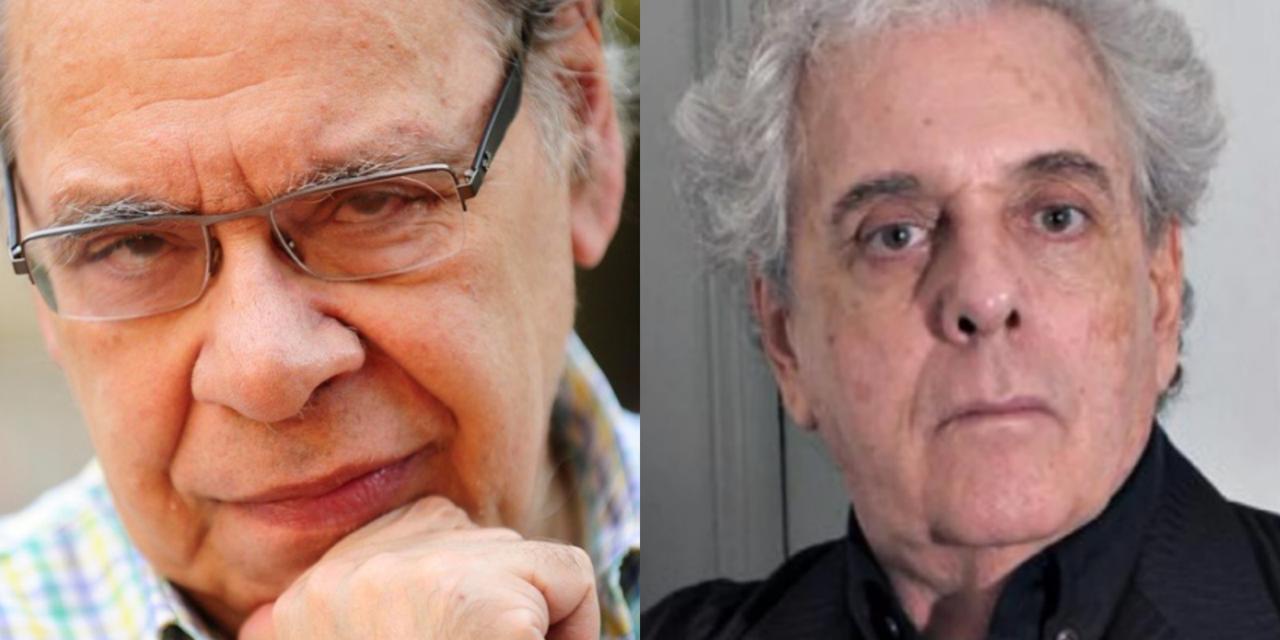 Enrique Pinti y Antonio Gasalla