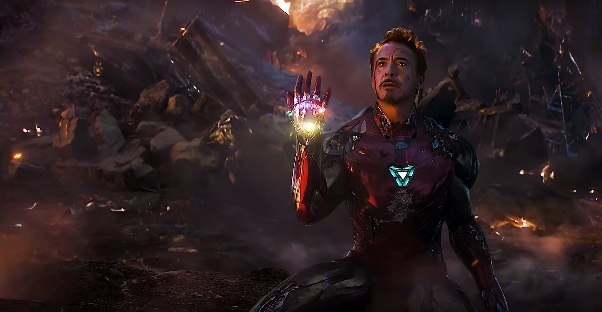 Iron Man Endgame Robert Downey Jr.