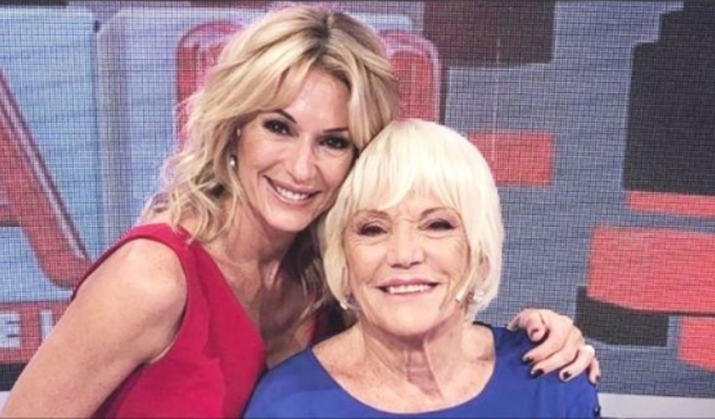 Yanina Latorre y Dora Caamaño