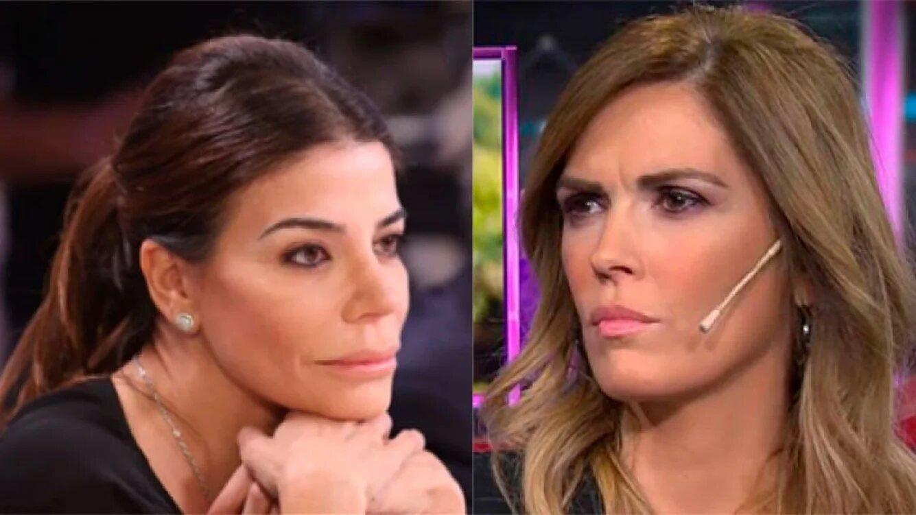 Zulemita Ménem y Viviana Canosa