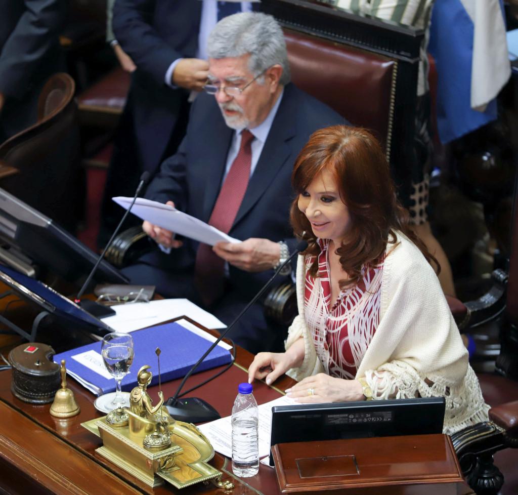 Cristina Kirchner y un pedido a la Corte Suprema de Justicia