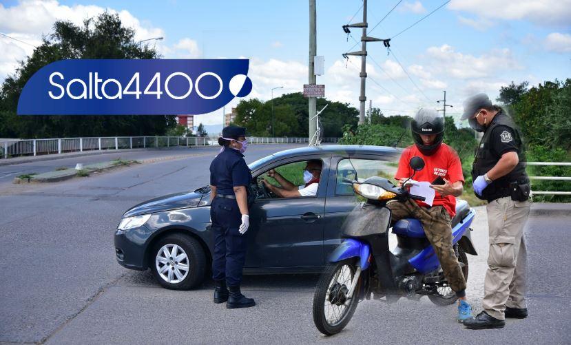 Controles policiales y retención de vehículos