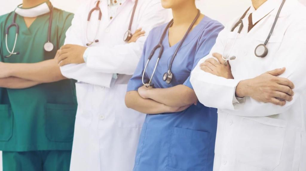 empleados sanitarios