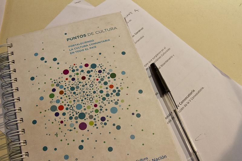 Puntos de Cultura, sexta edición