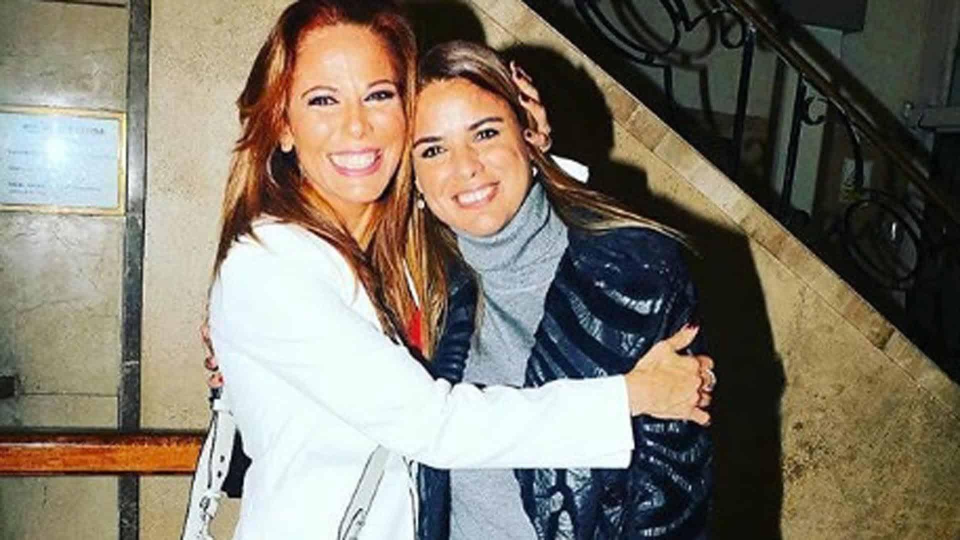 Iliana y Marina Calabró