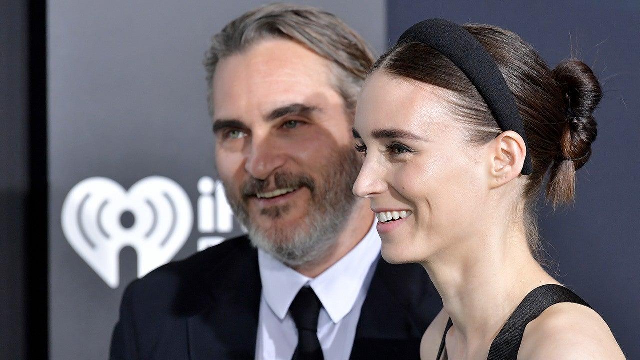 Joaquin Phoenix y Rooney Mara
