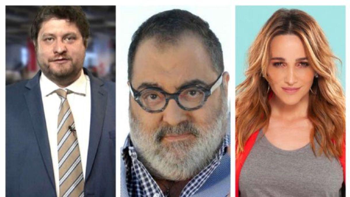 Jorge Lanata, Nicolás Wiñazki y Vero Lozano