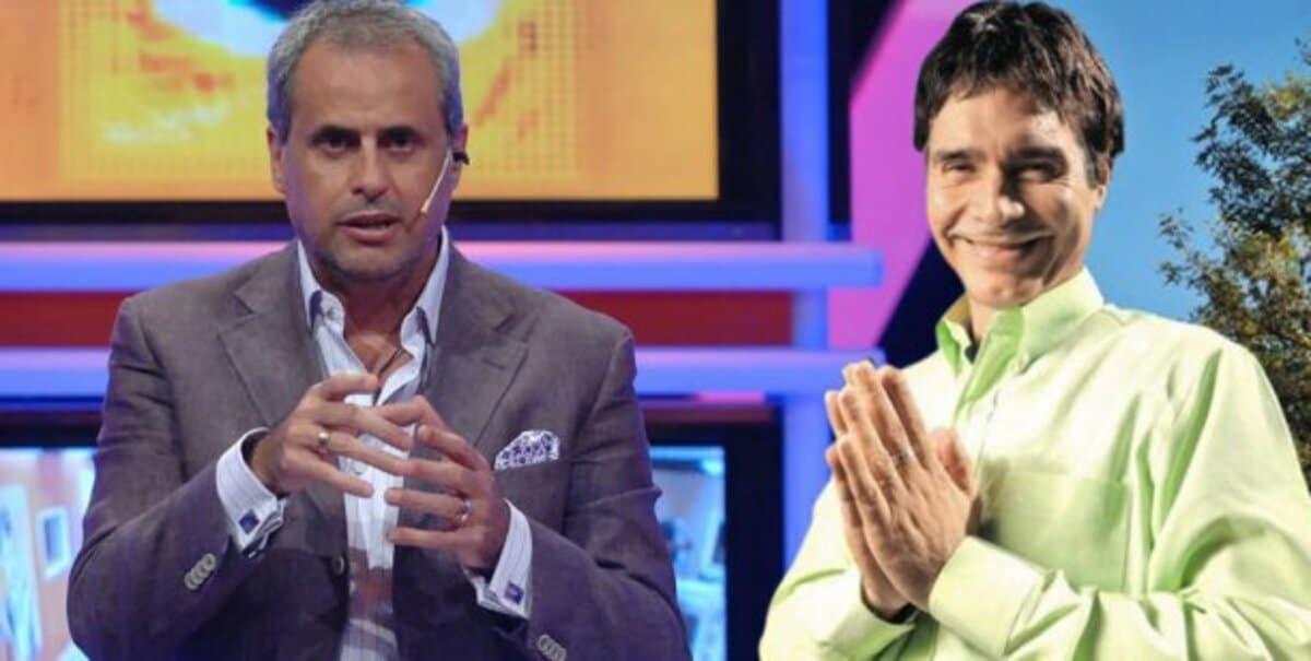 Jorge Rial y Claudio María Domínguez