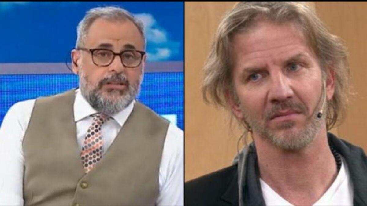 Jorge Rial y Facundo Arana