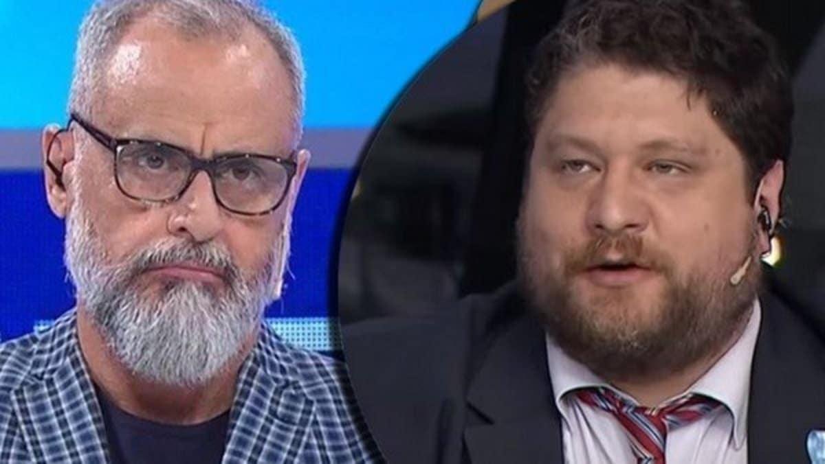 Jorge Rial y Nicolás Wiñazki