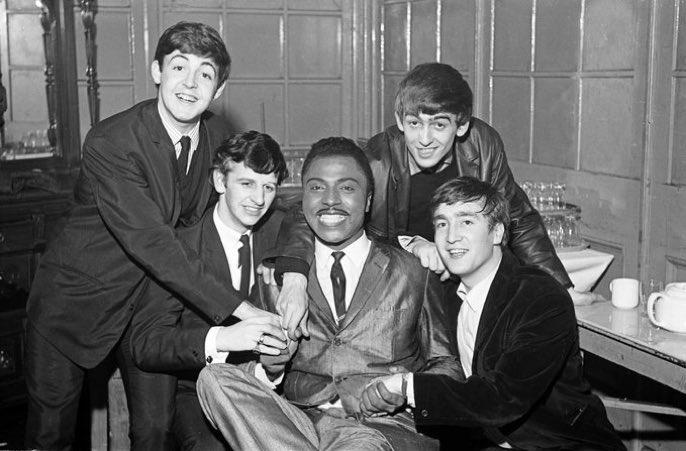 Little Richard Beatles