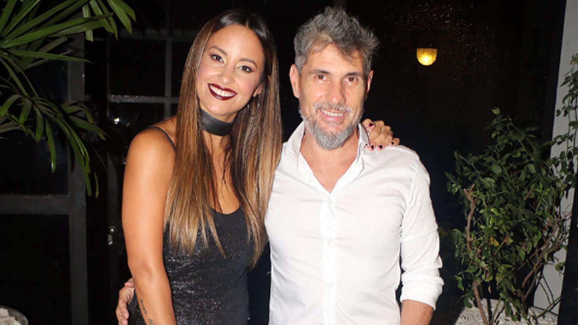 Lourdes Sánchez y Chato Prada