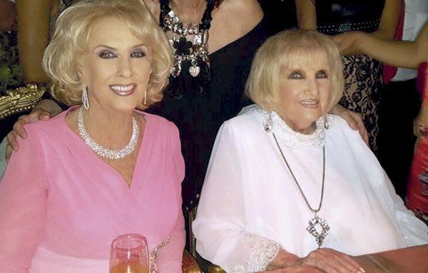 Mirtha y Silvia Legrand