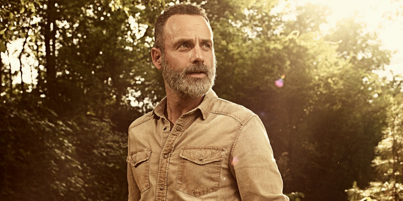 Rick Grimes Andrew Lincoln The Walking Dead