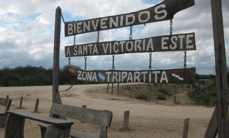 Santa Victoria Este