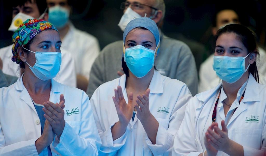 Día Mundial de la Enfermería.