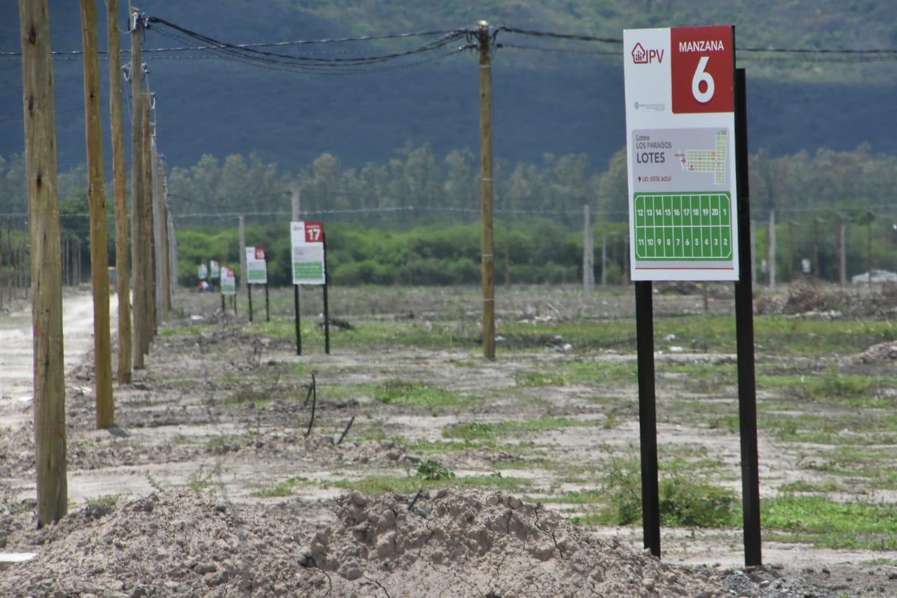 Déficit habitacional en Salta