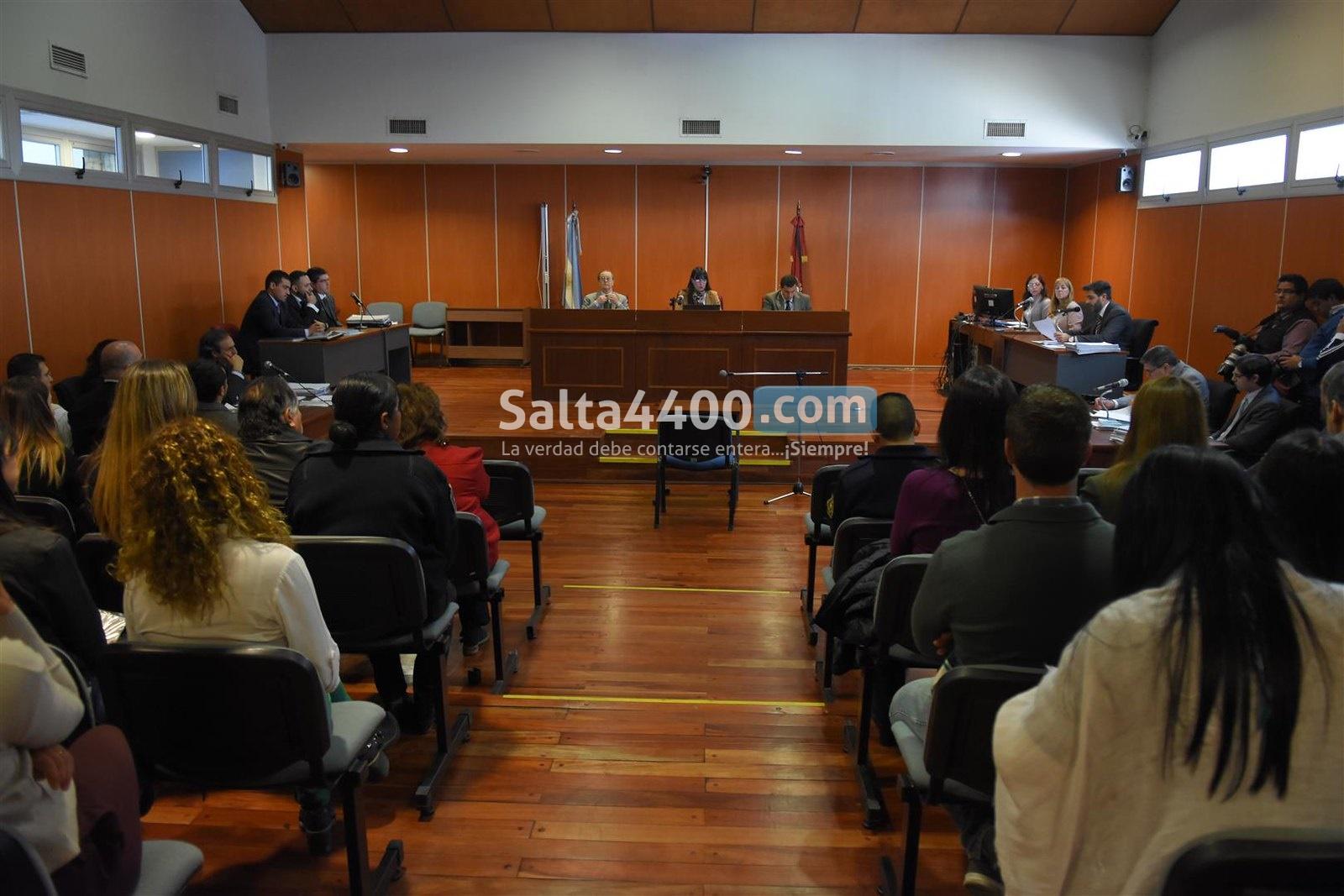Feria Judicial en Salta