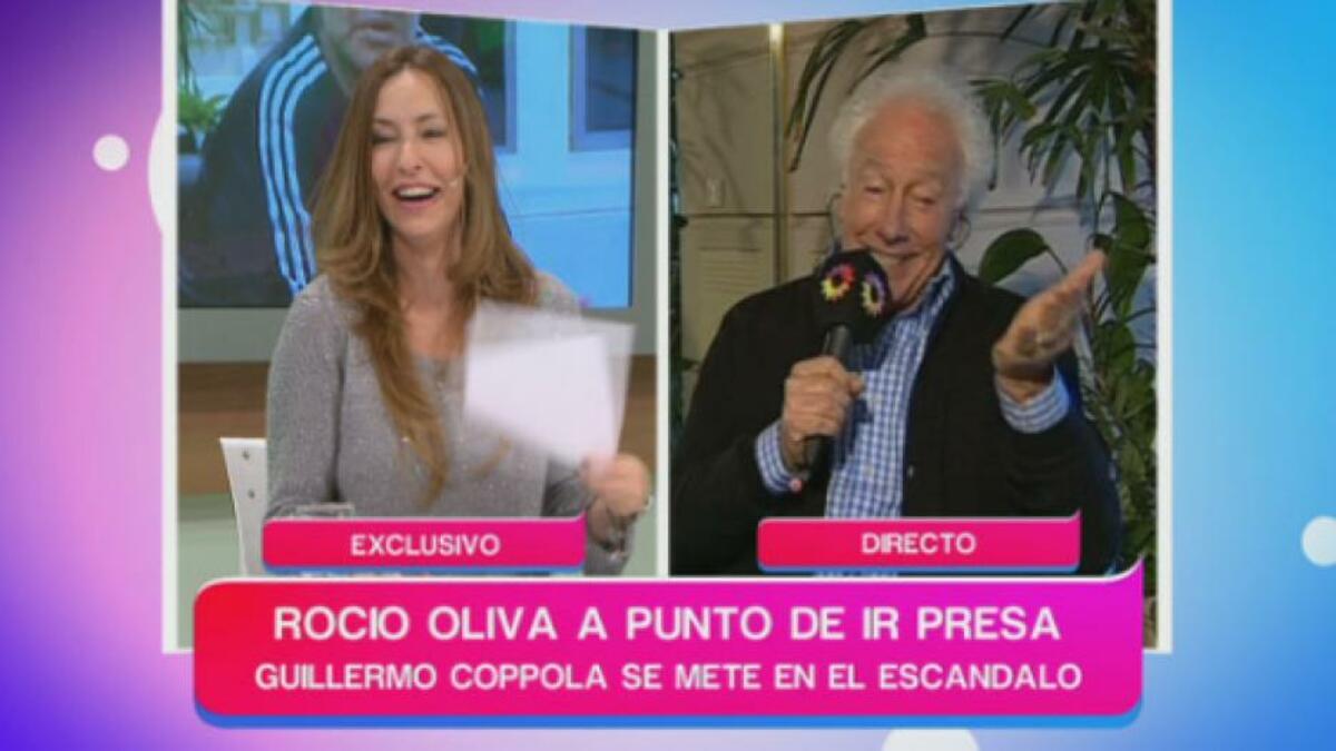 Analía Franchín y Guillermo Cóppola
