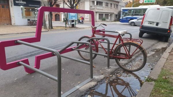 Bicicletas en salta