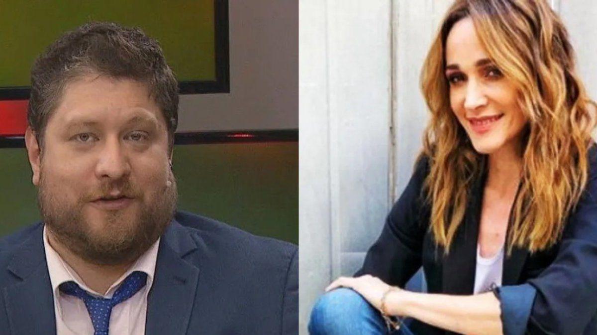 Nicolás Wiñazki y Vero Lozano