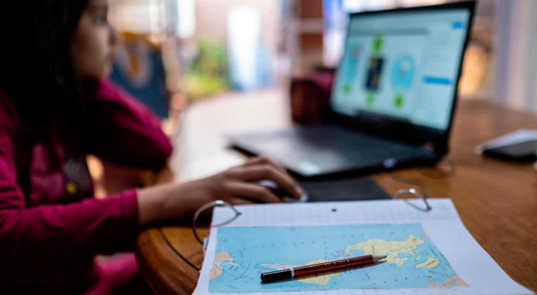 Educación virtual en Salta